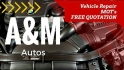 A & M Autos - Car Repair